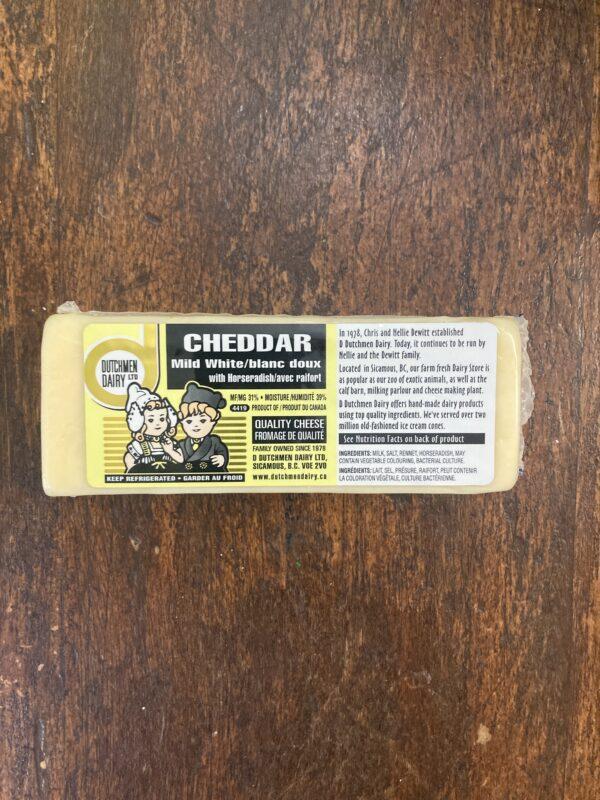 cheddar, D Dutchmen Dairy, Sicamous BC