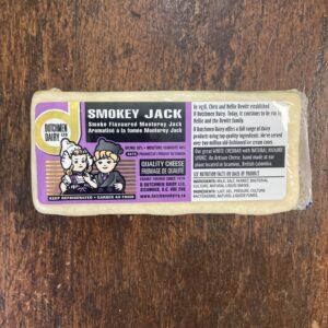 smokey jack, D Dutchmen Dairy, Sicamous BC