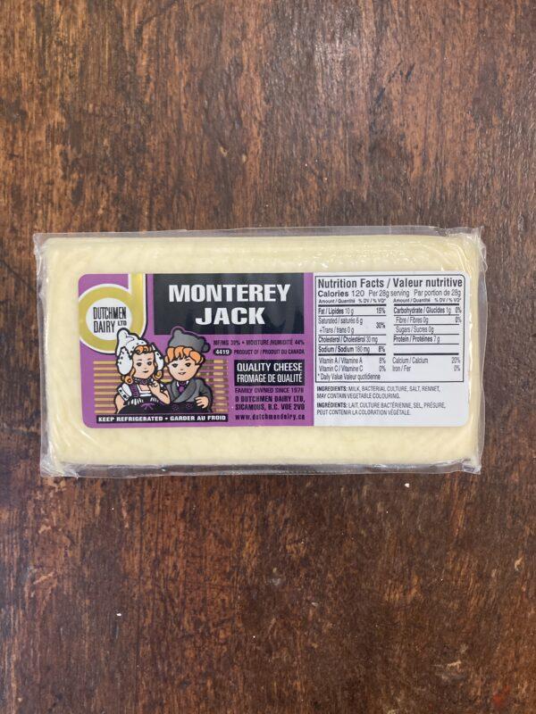monterey jack, D Dutchmen Dairy, Sicamous BC