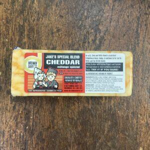 Jakes Special Blend Cheddar, D Dutchmen Dairy, Sicamous BC