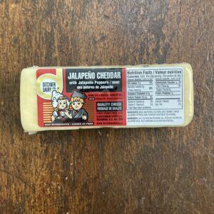 Jalapeno Jack Cheese, D Dutchmen Dairy, Sicamous BC